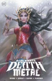 Dark Nights: Death Metal #1 Natali Sanders Variant A
