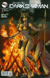 Grimm Fairy Tales Presents Dark Shaman #2 Cover C Luis