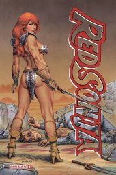 Red Sonja #17 Cover B Linsner