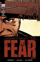 The Walking Dead #100 3rd Printing