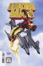 Iron Man #1 1:100 Leonardi Hidden Gem Variant