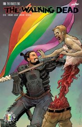 The Walking Dead #168 Pride Month Variant