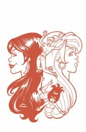Red Sonja & Vampirella Meet Betty & Veronica #8 1:15 Incentive