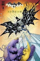Batman / The Maxx: Arkham Dreams - The Lost Year Compendium Regular Sam Kieth Cover