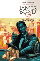 James Bond: Black Box #2 Cover B Masters