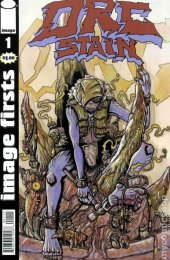 Orc Stain #1 Image Firsts Printing