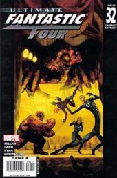 Ultimate Fantastic Four #32 Suydam Variant