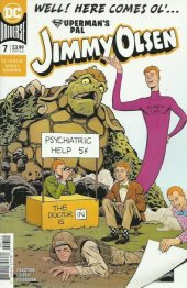 Superman's Pal, Jimmy Olsen #7