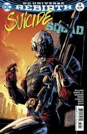 Suicide Squad #14 Variant Edition
