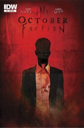 The October Faction #11 Subscription Variant