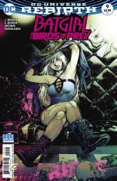 Batgirl and the Birds of Prey #9 Variant Edition