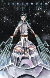 Descender #1 Books-a-Million! Exclusive Variant