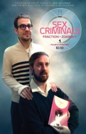 Sex Criminals #1 4th Printing