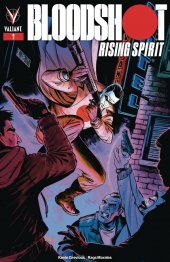 Bloodshot: Rising Spirit #7 Cover C Fish