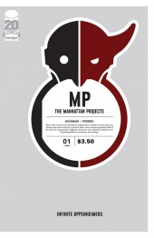 The Manhattan Projects #1 Original Cover