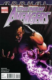 The New Avengers Annual #1 2nd Print Gabriele Dell