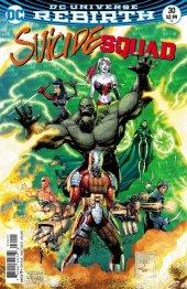 Suicide Squad #30 Variant Edition