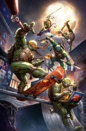 Teenage Mutant Ninja Turtles #103 Dexter Soy Virgin Variant