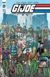 G.I. Joe: A Real American Hero #273 Cover B