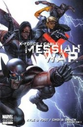 X-Force / Cable: Messiah War #1 2nd Printing