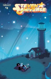 Steven Universe #2 Subscription Sygh Cover