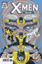 X-Men: Blue #36 Variant Edition