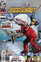 Juggernaut #1 1:100 Roth Hidden Gem Variant