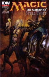 Magic: The Gathering - The Spell Thief #3 2nd Printing