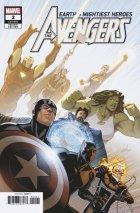 Avengers #2 David Marquez Variant