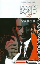 James Bond #1 Cover D Mooney Unique Variant