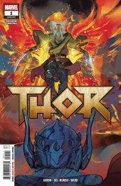 Thor #1 2nd Printing Wolverine Variant