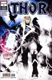 Thor #1 2-Per Store Premier Variant Cover