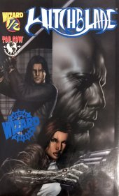 Witchblade #1/2 DF/Wizard Authentic Blue Foil Edition
