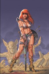 Red Sonja #18 Linsner Limited Virgin Cover