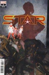 Star #3 1:25 Variant Cover