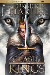 A Game of Thrones: Clash of Kings #4 Original Cover