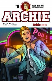 Archie #1 2nd Printing Variant