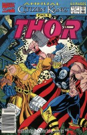 The Mighty Thor Annual #17 Newsstand Edition