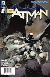 Batman #1 Special Edition (Wal-mart Exclusve Reprint)