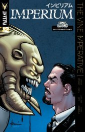 Imperium #12 Cover B Chaykin
