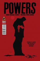 Powers #4 Mack Variant