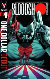 Bloodshot #1 One Dollar Debut Edition