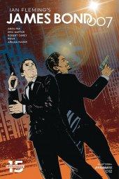 James Bond 007 #12 Cover D Carey
