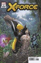 X-Force #1 1:25 Juan Jose Ryp Variant