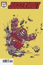 Juggernaut #1 Young Variant