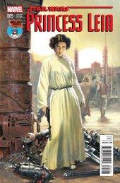 Star Wars: Princess Leia #5 Mile High Comics Exclusive Variant
