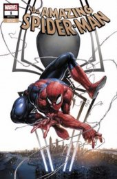 The Amazing Spider-Man #1 Clayton Crain Frankie