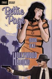 Bettie Page #1 Cover F Worley Exclusive Subscription Variant