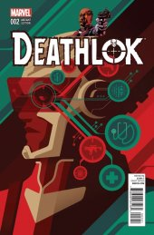 Deathlok #2 Tom Whalen Variant
