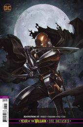 Deathstroke #47 Variant Edition
